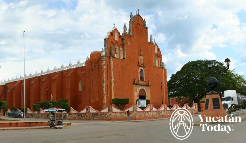 Tekax iglesia