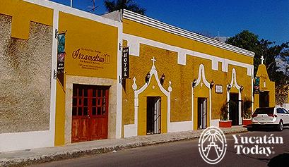 Hotel Itzamaltun Izamal