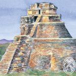 Acuarelas de Yucatán
