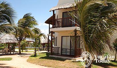 Hoteles en Playa Progreso Telchac