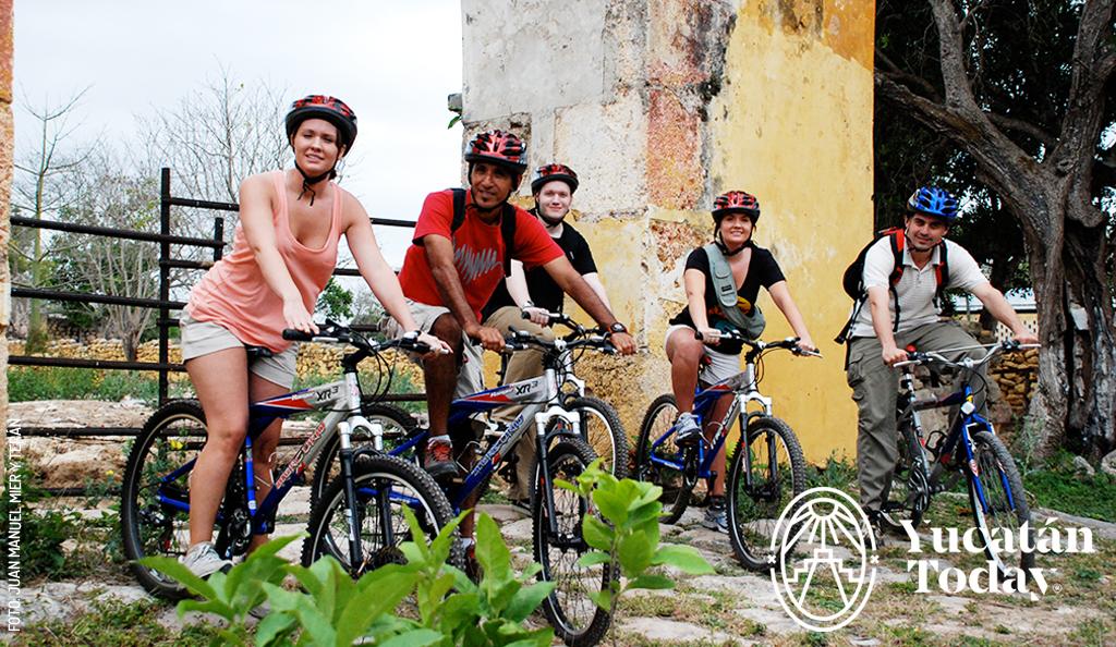 Maya Biking Experience