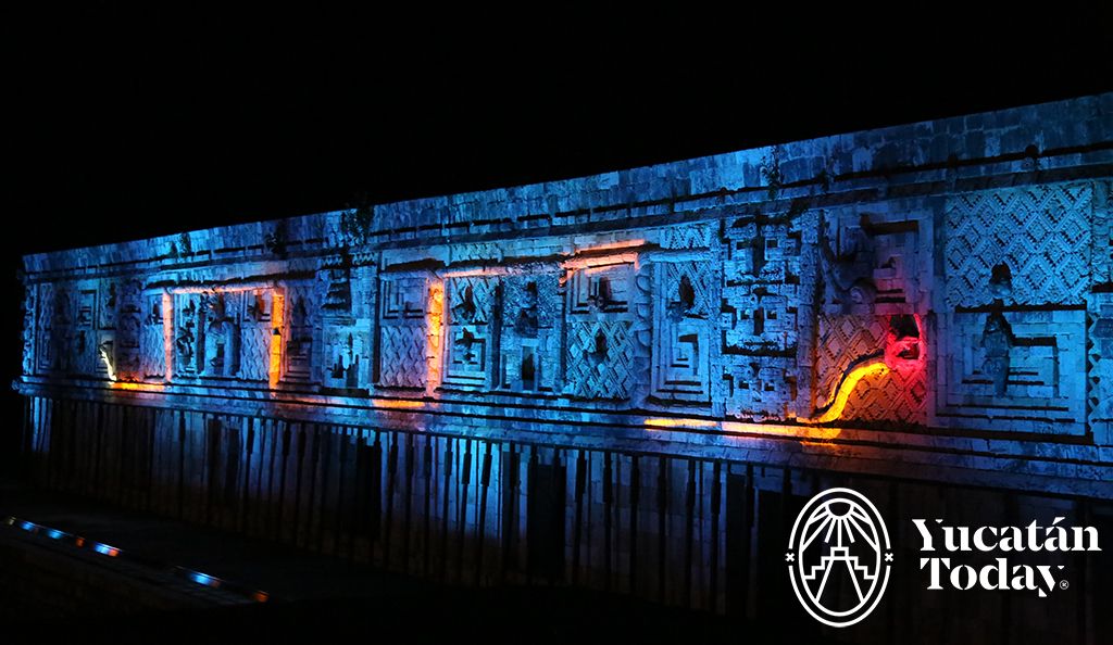 Uxmal yucatan today for Espectaculo de luces teotihuacan 2018