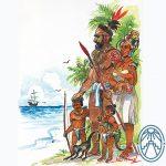 La Patria y la Conquista: el Mestizaje