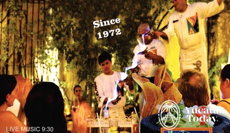 Música en Vivo y Bailes de Salsa @ Restaurante Pancho's  | Mérida | Yucatán | México