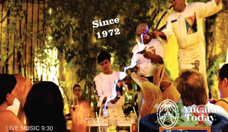 Live Music and Salsa Dancing @ Restaurante Pancho's  | Mérida | Yucatán | México