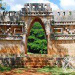 The Arch at Labná