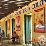 Un ícono hecho helado: Sorbetería Colón