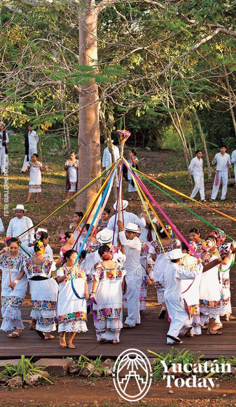 Baile Cabeza de Cochino vertical