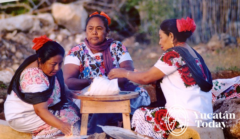 Meztizas tortillas