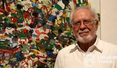Gabriel Ramirez Aznar pintor yucateco