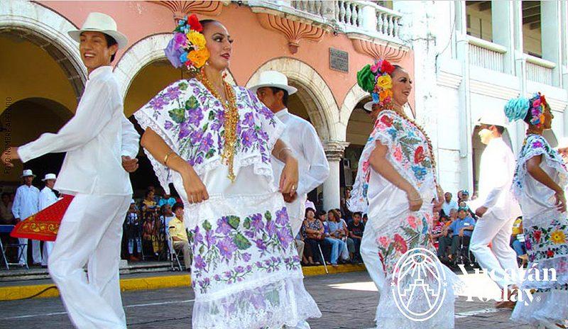 Vaquería Traditional Dance @ Palacio Municipal | Mérida | Yucatán | México