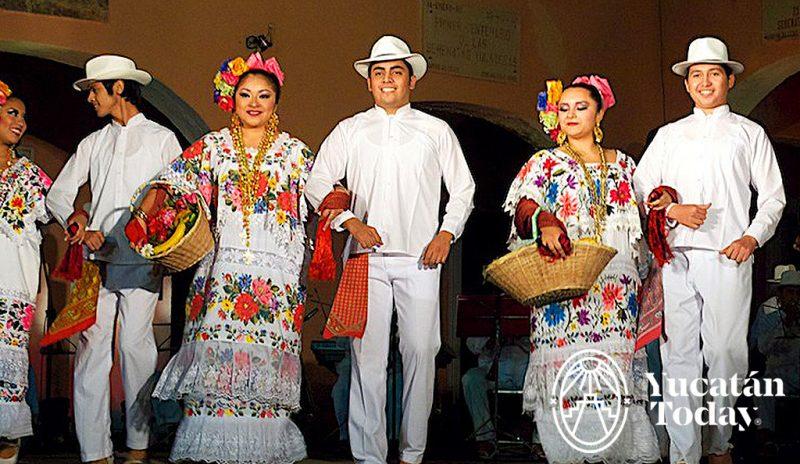 Noche Mexicana / Folkloric Dance @ Remate, Paseo de Montejo | Mérida | Yucatán | México
