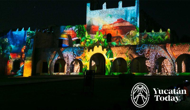 Noches de la Heroica Valladolid (Video Mapping) @ Convento de San Bernardino de Siena, Valladolid | Valladolid | Yucatán | México