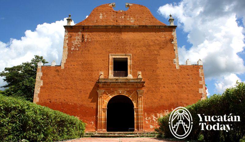 Maxcanu Iglesia San Miguel Arcangel