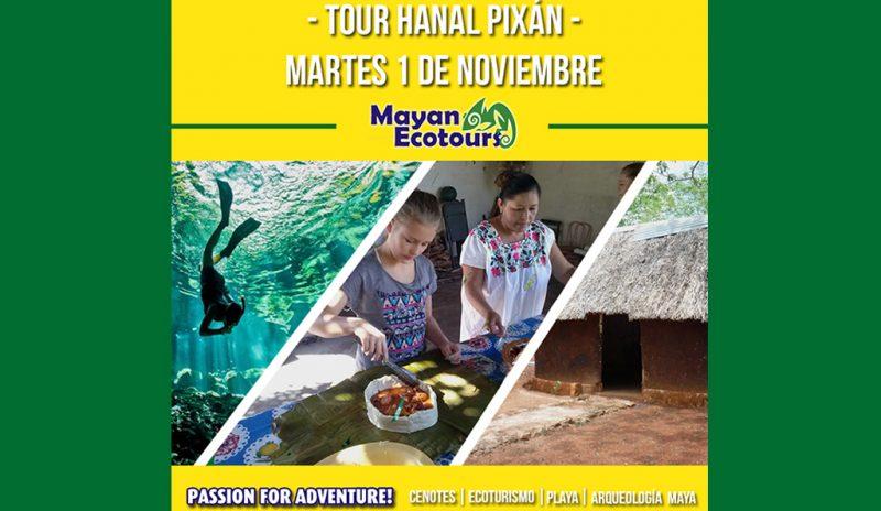 Hanal Pixan Tour