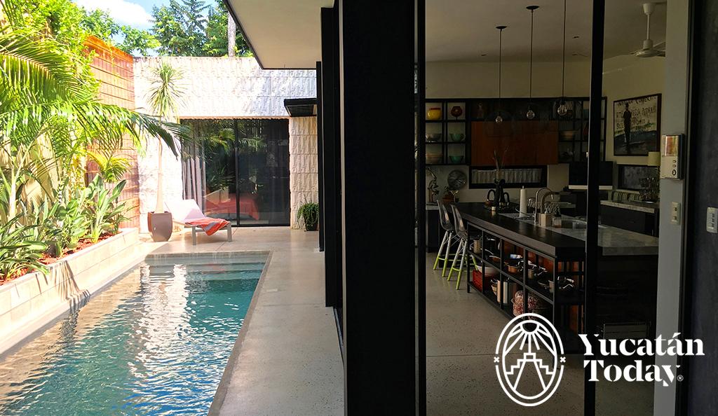 8 tour de casas de m rida yucatan today for Casa minimalista en valladolid yucatan
