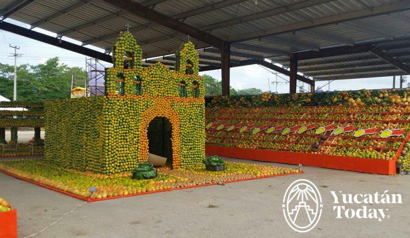 Feria de la Naranja 2016 @ Oxkutzcab, Yucatán   Oxkutzcab   Yucatán   México