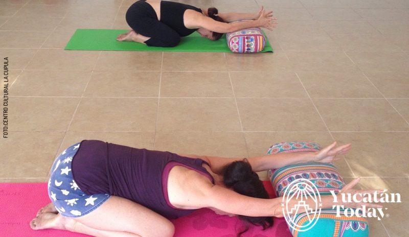 Yoga en La Cúpula @ Centro Cultural La Cúpula | Mérida | Yucatán | México