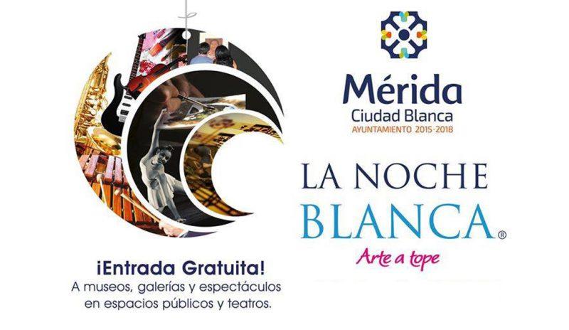 Noche Blanca @ Centro de Mérida    Mérida   Yucatán   México