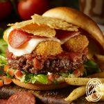 5 Burger Houses in Mérida