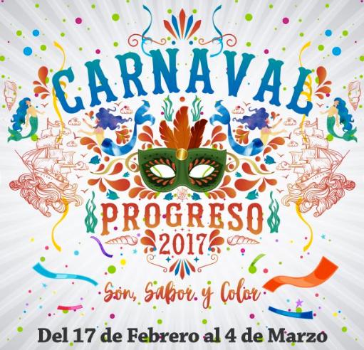 Carnaval de Progreso @ Progreso, Yucatán