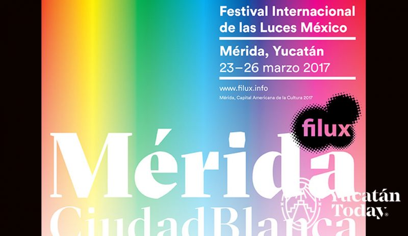 FILUX - Festival Internacional de las Luces Mérida @ Plaza Grande, Mérida | Mérida | YUC | México