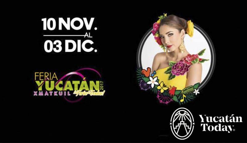 Feria Yucatán Xmatkuil 2017 @ Feria Yucatán Xmatkuil   Mérida   Yucatán   México