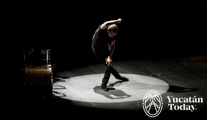 Flamenco Dance FLA.CO.MEN with Israel Galván @ Teatro Daniel Ayala   Mérida   Yucatán   México