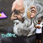 Arte Urbano: Los Colores Toman la Calle con Datoer