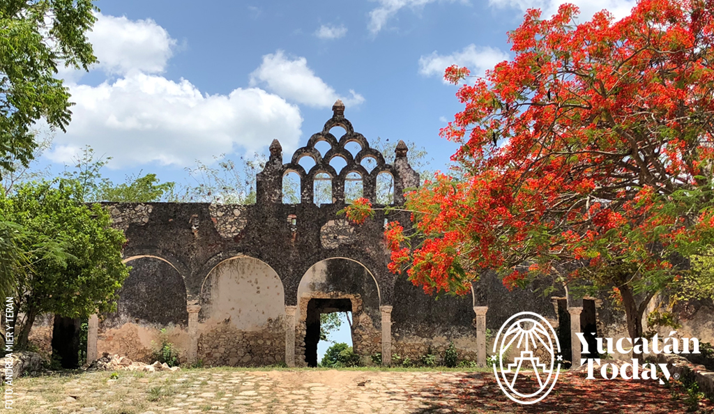 Vive la experiencia Mucuyché con cenotes, caverna y una hermosa hacienda
