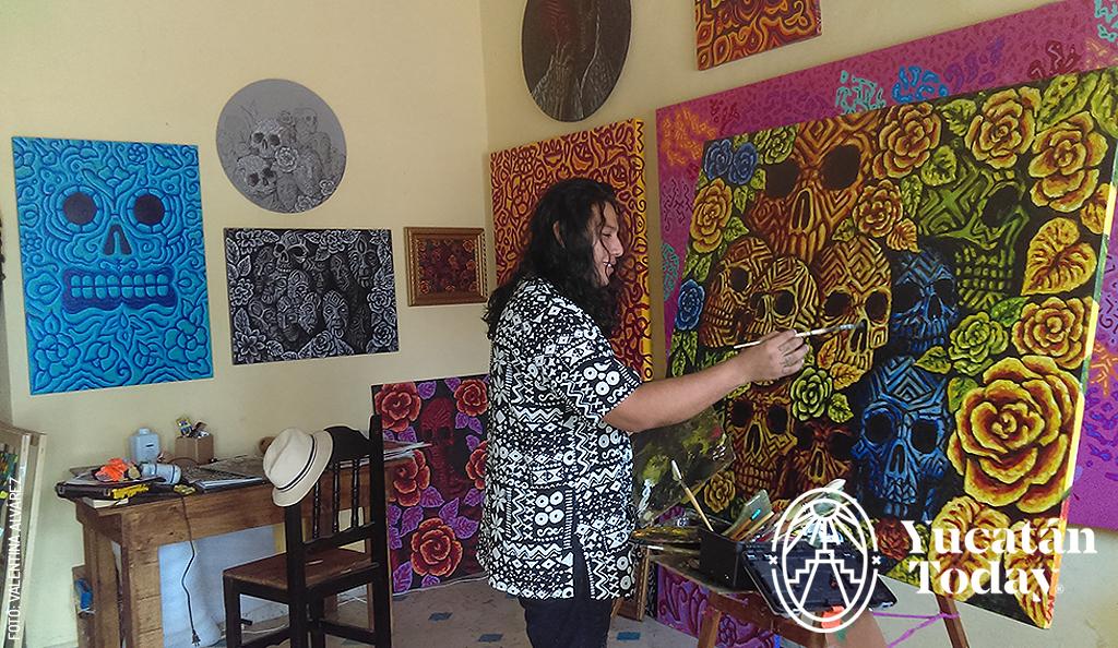 Richo Can: Arte Contemporáneo con Raíces Mayas