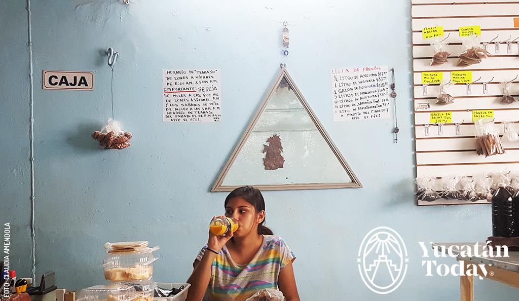 """El Fifi"" Grain Mill, 90 Years of Yucatecan Tradition"