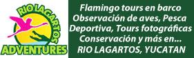 Rio Lagartos Adventures