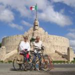 Bicycling the Yucatán