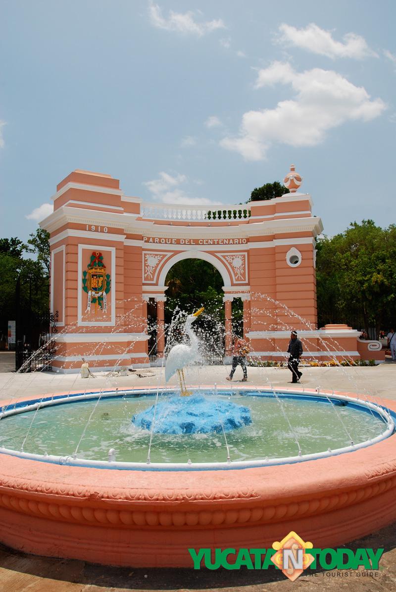 Parque zool gico centenario yucatan today for Parque japones precio de entrada