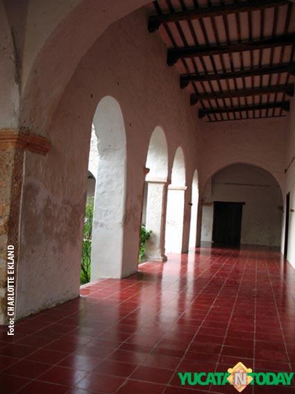 Templo Y Ex Convento De Santo Domingo Yucatan Today