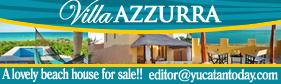 Villa Azzurra Beach House for Sale
